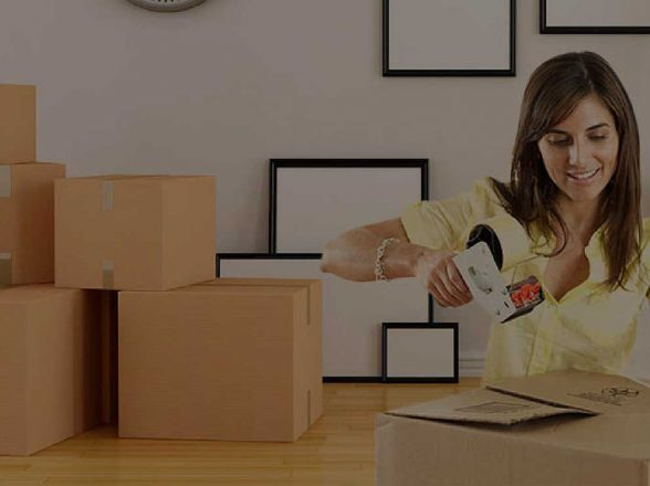 What is a mover and packer service?